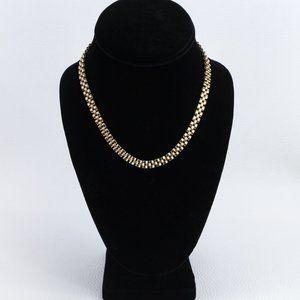 "Jewelry - 10k Yellow Gold Rolex Chain 16"""